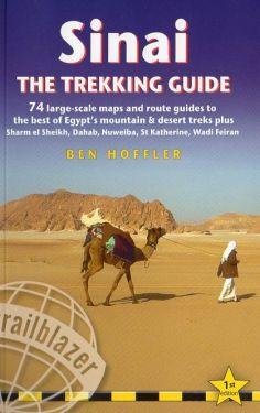 Sinai, the trekking guide