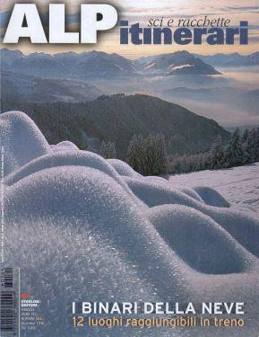Alp grandi itinerari n° 164 - I binari della neve