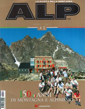 Alp-La Rivista della montagna - 275 - Serie Oro 2