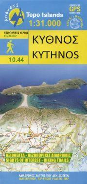 Kythnos / Citno 1:31.000