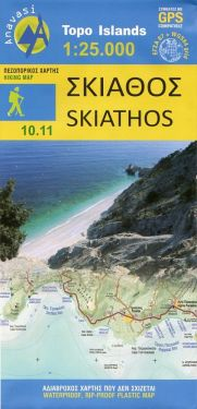 Skiathos / Sciato 1:25.000