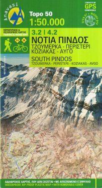 South Pindos 1:50.000