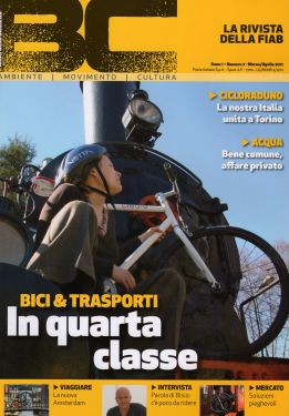 BC Amici della bicicletta - La Rivista della Fiab n°1-2