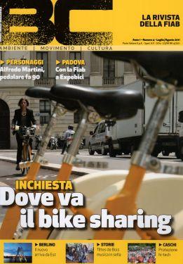 BC Amici della bicicletta - La Rivista della Fiab n°1-4