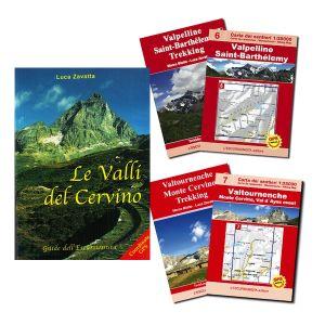 Composizione Le Valli del Cervino