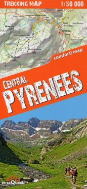 Central Pyrenees / Pirenei Centrali 1:50.000