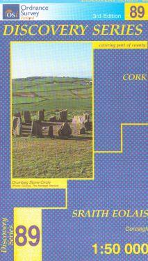 Cork contea - Clonakilty f.89 1:50.000