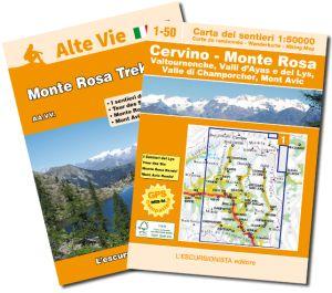 1/50 - Cervino - Monte Rosa 1:50.000