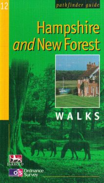 Hampshire and New Forest, walks