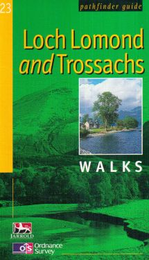 Loch Lomond and Trossachs, walks