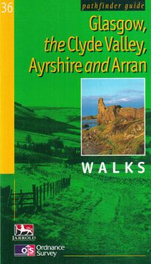 Glasgow, the Clyde Valley, Ayrshire and Arran, walks