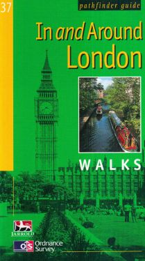In and Around London, walks