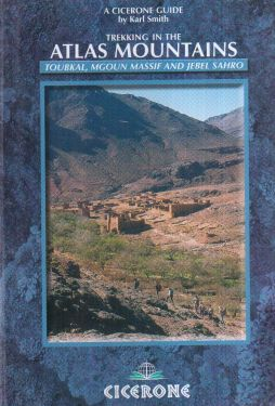 The Atlas Mountains, a walker's guide