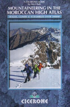 Mountaineering in the Moroccan High Atlas
