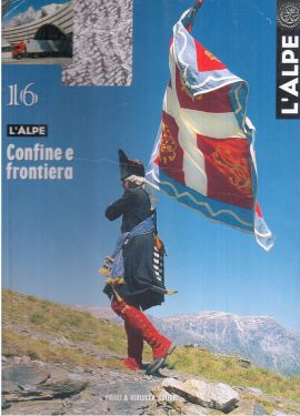 L'Alpe 16 - Confine e frontiera