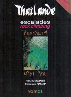 Thailande rock climbing