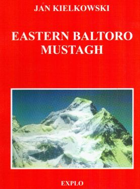 Eastern Baltoro Mustagh