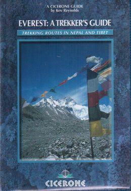 Everest, a trekker's guide