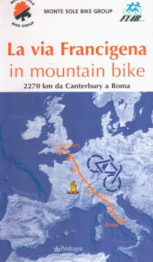 La via Francigena in mountain-bike