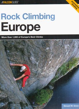 Rock climbing Europe
