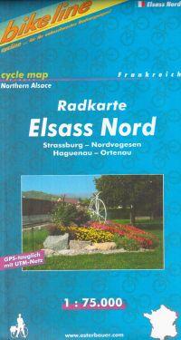 Elsass Nord 1:75.000