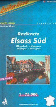 Elsass Sud 1:75.000