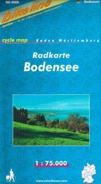 Bodensee (Lago di Costanza) 1:75.000