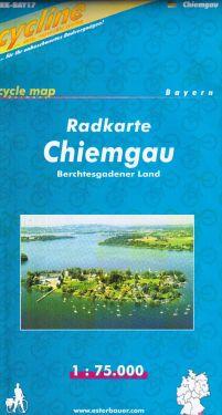 Chiemgau 1:75.000