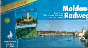 Moldau Radweg