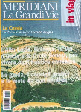 Meridiani Le Grandi Vie n° 1 - La Cassia