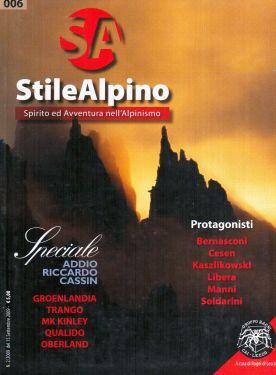Stile Alpino n° 006