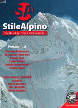 Stile Alpino n° 007 - Spirito e Avventura nell'Alpinismo