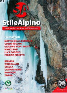 Stile Alpino n°011 - Spirito e Avventura nell'Alpinismo