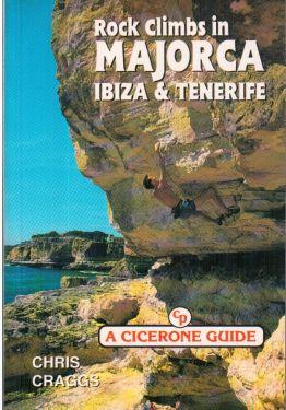 Rock climbs in Majorca, Ibiza & Tenerife