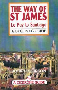The Way of St James, a cyclist's guide