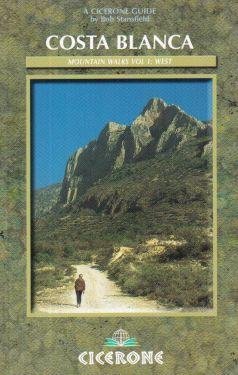 Costa Blanca Mountain walks vol.1: west