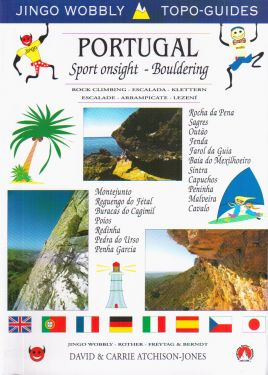 Portugal, sport onsight-bouldering