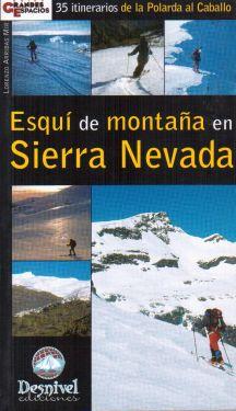 Esqui de montana en Sierra Nevada