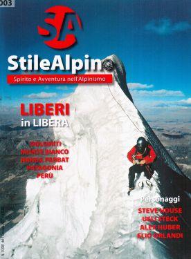 Stile Alpino n° 003
