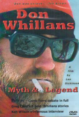 Don Whillans, myth & legend