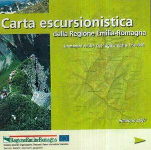Carta escursionistica della Regione Emilia Romagna (raster)