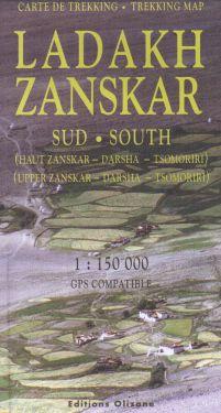 Ladakh Zanskar South 1:150.000