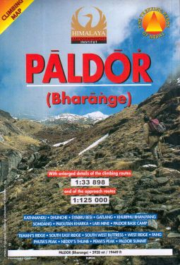 Paldor (Bharange) 1:125.000
