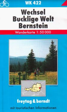 Wechsel, Bucklige Welt, Bernstein 1:50.000