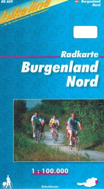 Burgenland Nord 1:100.000