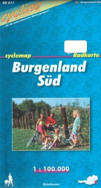 Burgenland Sud 1:100.000