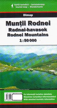 Rodnei Mountains 1:50.000