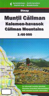 Caliman Mountains 1:60.000