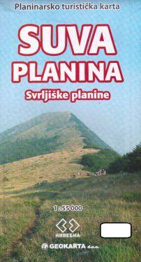 Suva Planina 1:55.000