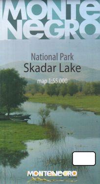 Skadar Lake National Park 1:55.000